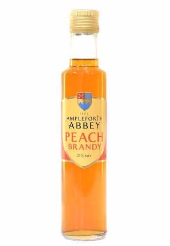 Ampleforth Peach Brandy 25cl